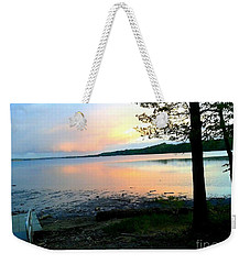 Lake In Virginia Weekender Tote Bag