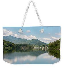 Lake Junaluska #1 - September 9 2016 Weekender Tote Bag