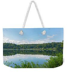Lake Junaluska #3 September 9 2016 Weekender Tote Bag