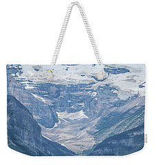 Weekender Tote Bag featuring the photograph Lake Louise, Banff National Park, Alberta, Canada, North America by Patricia Hofmeester
