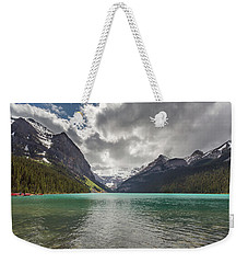 Lake Louise, Banff National Park Weekender Tote Bag