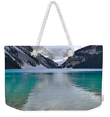 Lake Louise Beauty Weekender Tote Bag by Andrea Hazel Ihlefeld