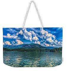 Lake Lure Beauty Weekender Tote Bag