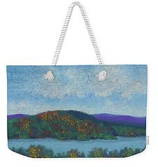 Lake Mahkeenac Weekender Tote Bag