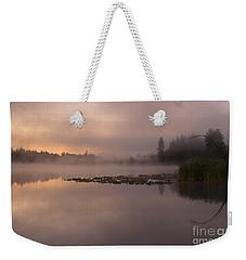 Lake Marsh Weekender Tote Bag