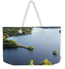 Lake Megunticook, Camden, Maine  -43960-43962 Weekender Tote Bag
