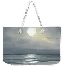Lake Michigan Weekender Tote Bag
