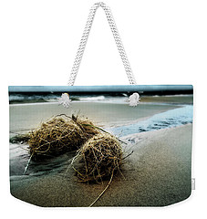 Lake Michigan Tumbleweed Weekender Tote Bag