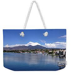 Lake Mission Viejo Weekender Tote Bag