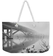 Lake Natoma Crossing Weekender Tote Bag
