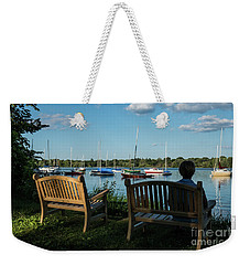 Lake Nokomis Peace Minneapolis City Of Lakes  Weekender Tote Bag