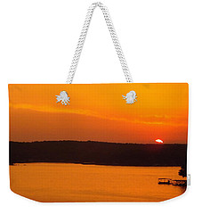 Lake Of The Ozarks 1 Weekender Tote Bag