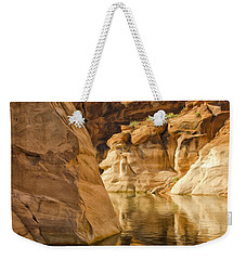 Lake Powell Stillness Weekender Tote Bag
