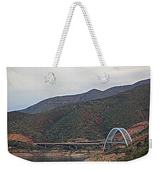 Lake Roosevelt Bridge 2 Weekender Tote Bag
