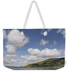 Lake Skinner Weekender Tote Bag by Suzanne Oesterling