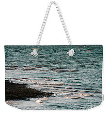 Weekender Tote Bag featuring the photograph Lake Strom Thurmond by Andrea Anderegg