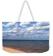 Lake Superior In Summer Weekender Tote Bag