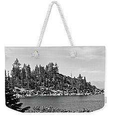 Lake Tahoe No. 17-1 Weekender Tote Bag