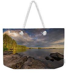 Lake Three Weekender Tote Bag