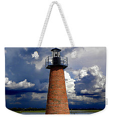 Lake Toho Lighthouse 002  Weekender Tote Bag