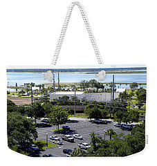 Weekender Tote Bag featuring the photograph Lake Tohopekaliga 000  by Chris Mercer
