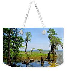 Lake Waccamaw Nc Weekender Tote Bag
