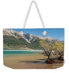 Lake Wakatipu Weekender Tote Bag by Werner Padarin