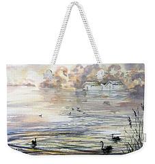 Lake Wendouree Weekender Tote Bag