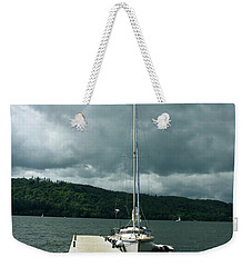 Lake Windermere Weekender Tote Bag