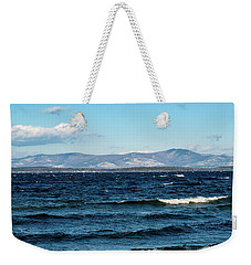 Lake Winnipesaukee Weekender Tote Bag