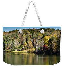 Lake Zwerner, Georgia Weekender Tote Bag