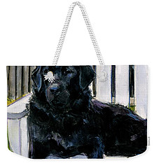 Lakerfront Weekender Tote Bag by Molly Poole