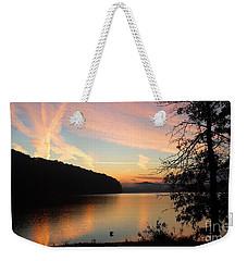 Lakeside Dreaming Weekender Tote Bag