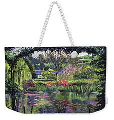 Lakeside Giverny Weekender Tote Bag