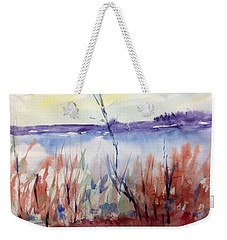 Lakeside Wash No.17 Weekender Tote Bag