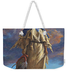 Lakota Woman Weekender Tote Bag