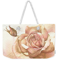 Lalique Rose Weekender Tote Bag