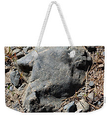 Weekender Tote Bag featuring the photograph Lambchop by Marie Neder