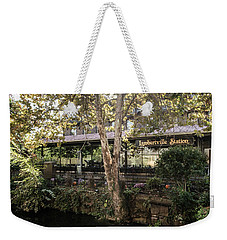 Lambertvill Station Inn Weekender Tote Bag