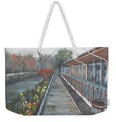 Lambertville Rr #1 Weekender Tote Bag