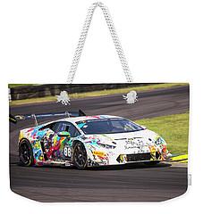 Lamborghini 88 Weekender Tote Bag