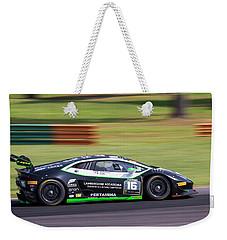 Lamborghini Antinucci Lally Weekender Tote Bag