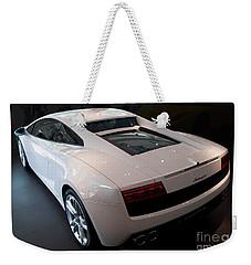 Lamborghini Gallardo Lp550-2 Weekender Tote Bag