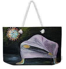 Lamentation Epidemic Weekender Tote Bag