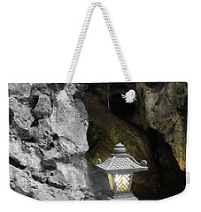 Lamp In Marble Mountain Weekender Tote Bag
