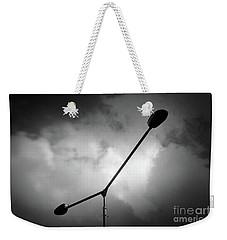 Lamppost #7574 Weekender Tote Bag