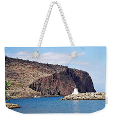 Lanai Harbor Weekender Tote Bag