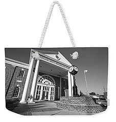 Lancaster County Administration Building Bw 20 Weekender Tote Bag