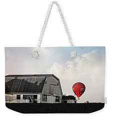 Lancaster County Evening Weekender Tote Bag