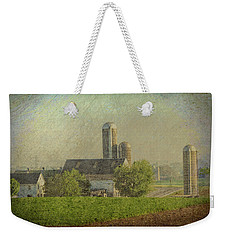 Lancaster Pennsylvania Farm Weekender Tote Bag